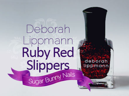 Deborah Lipmann - Ruby Red Slippers